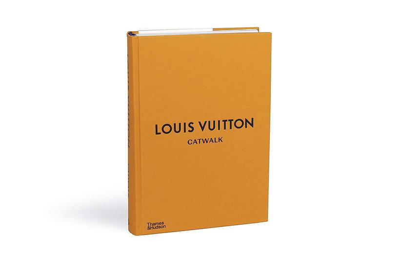 Louis Vuitton Catwalk Hardcover