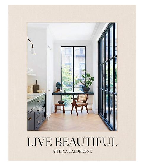 Live Beautiful-Athena Calderone