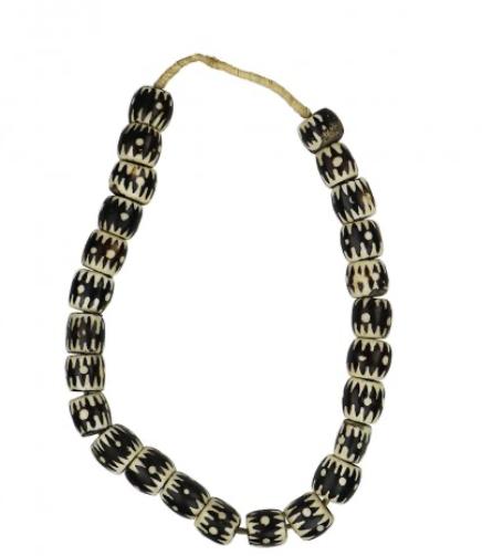 beads black & white