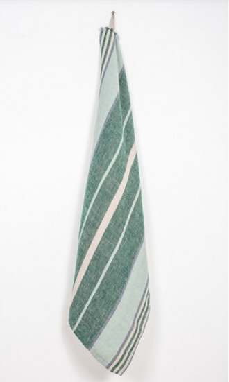 Linen Kitchen Towel-Piana