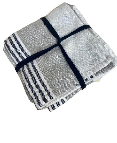 Tea Towels, Set of 4