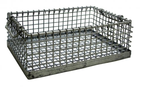 Stacking Wire Baskets