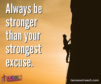 Always be stronger than your strongest e