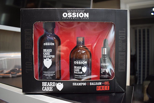 Ossion - BEARD CARE DELUXE