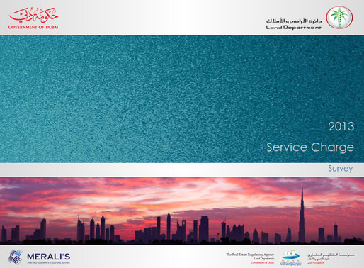 Service Charge Survey 2013