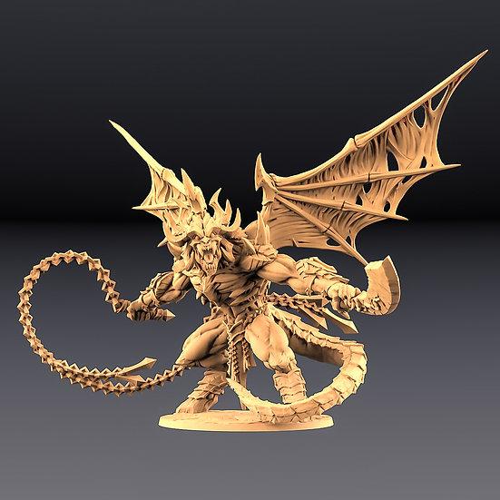 Baalzradon the Demon King (Epic Boss)