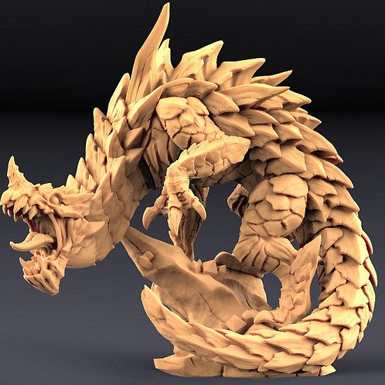 Delani the Depth Dragon