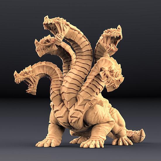 The Hydra (Epic Boss)