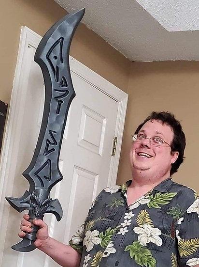 Ildamos Sword