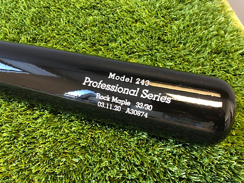 Dovetail Professional Series Wood Bat - 243