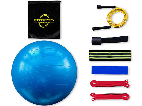 """""""Fitness In A Bag"""" Value Bag"""