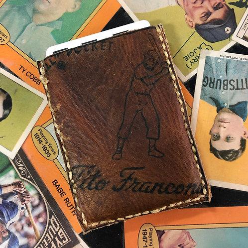 1950's Tito Francona Minimalist Wallet