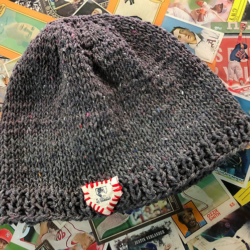 Repurposed Baseball Beanie