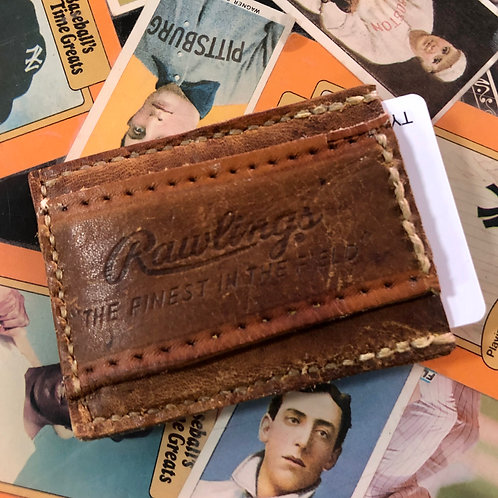 1950's Rawlings Tito Francona Front Pocket Wallet