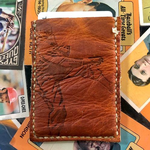 1960's Wilson A2181 Ryne Duren Minimalist Card Wallet