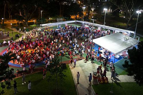 Carnival, Tentage