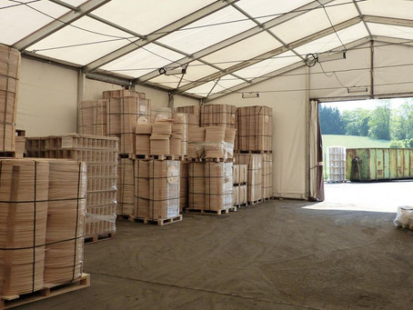 Advantages of Using Marquees as Storage Hub