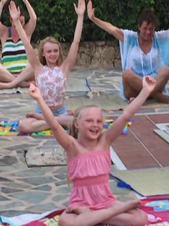 Kids Yoga Crete