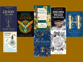 September Book List