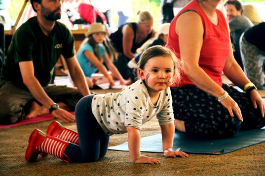 Disco Yoga Festival