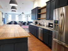 The Henry Building, Shared Kitchen and Open Workspace