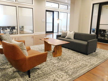 The Henry Building, Small Lounge