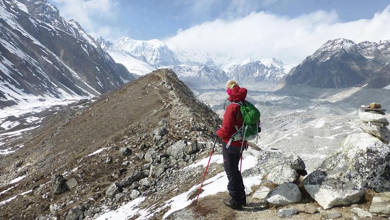 Gokyo, Himalaya, Nepal, April 2015
