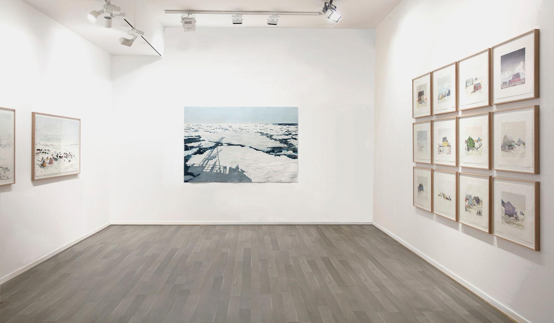 Kunstverket Galleri, Oslo 2018