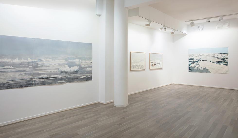 SOFT ICE, Kunstverket Gallery, 2018