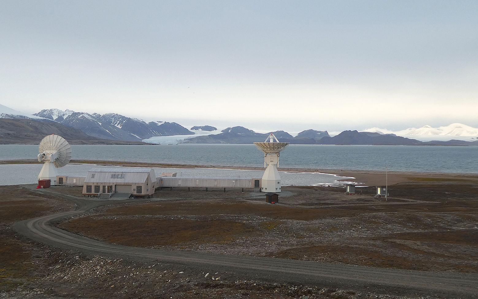 Kartverkets Geodetiske Jordobservatorium.