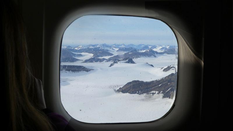 På vei til Svalbard.