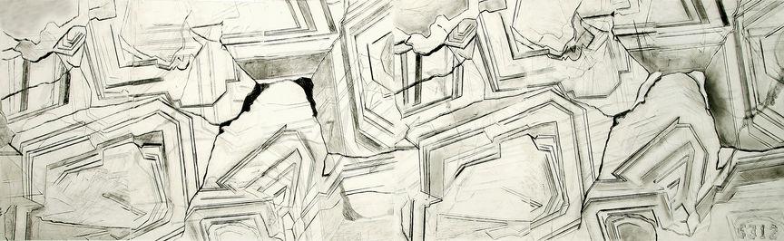 CRYSTAL - 118 x 398 cm