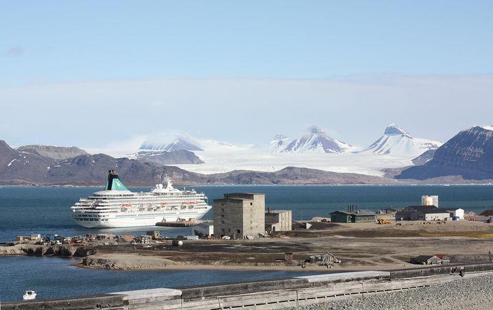 Ny-Ålesund.