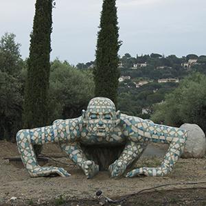 Rabarama a Saint Tropez