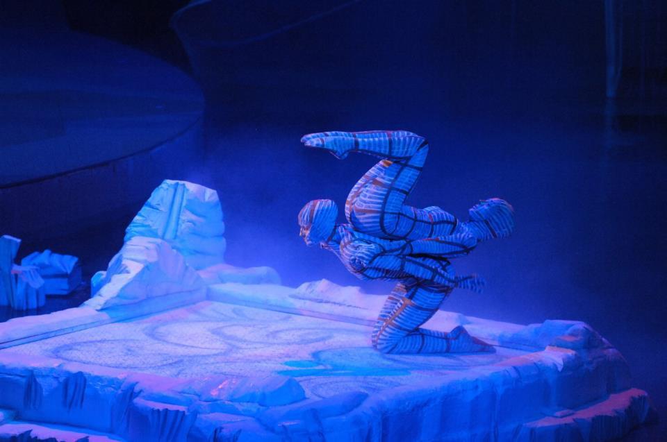 One Drop - Cirque du Soleil
