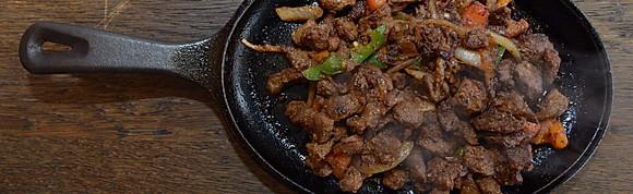 Beef & Chicken