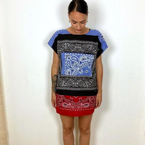 Bandana Multi Color Dress
