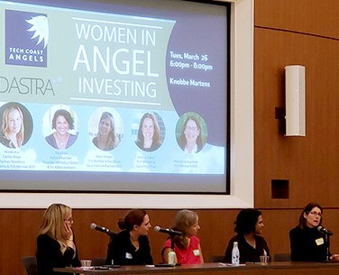 2019 Women in Angel Investing