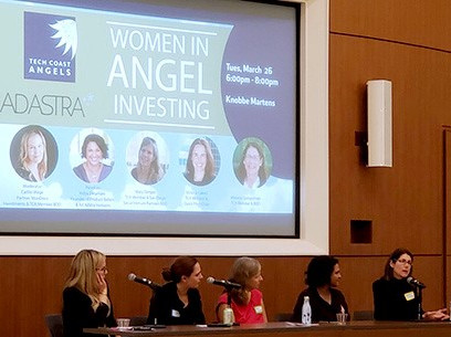 2019 Women in Angel Investing