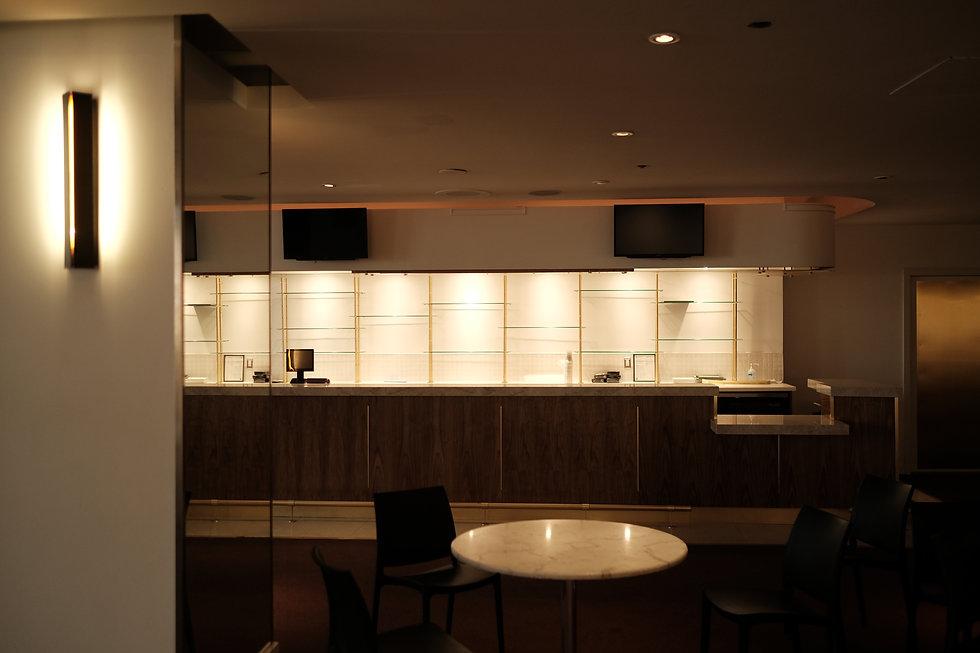 Meridian Hall Bars