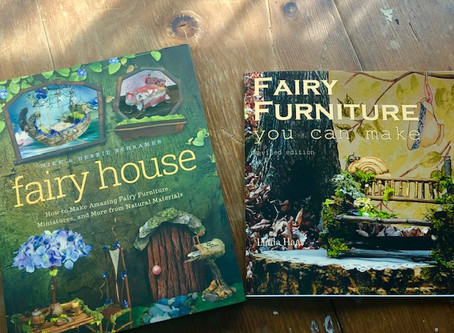Fairy Gardening Books!
