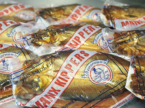 Frozen Devereau's Whole Kipper Pairs