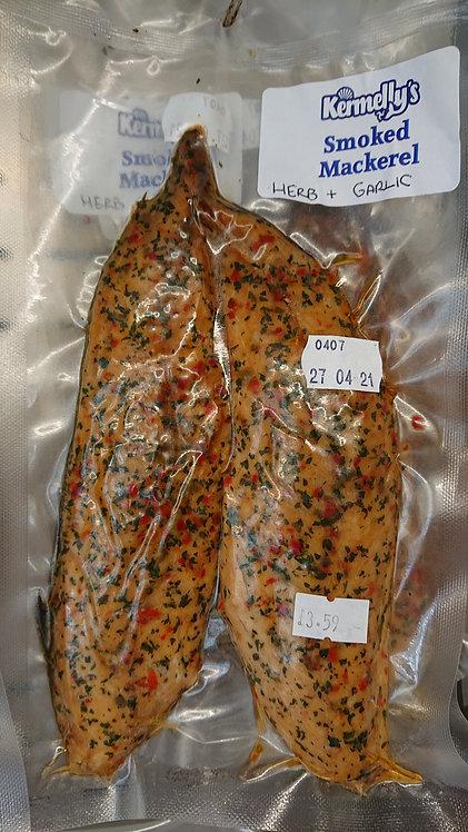 Smoked Mackerel - Herb & Garlic