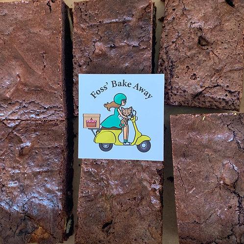 Foss Bake Away Brownies (Bag of 4)