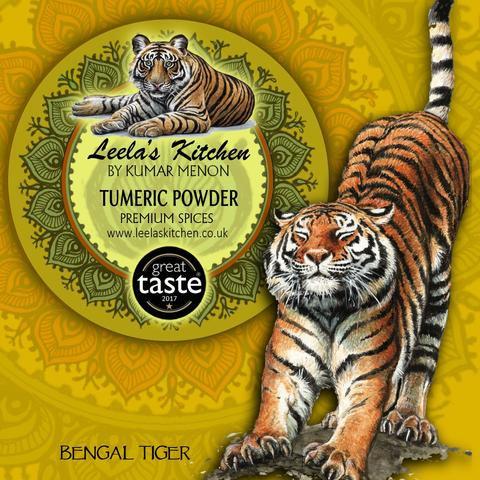 Leela's Kitchen Tumeric Powder 50g
