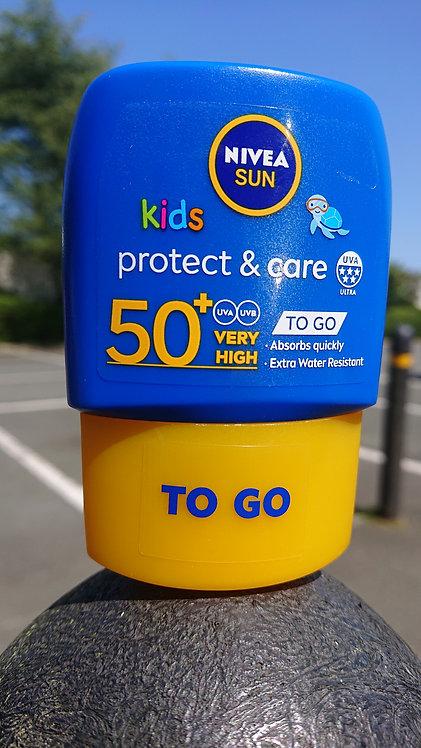 Kids Suncare 50spf To Go