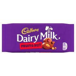 Dairy Milk Fruit& Nut