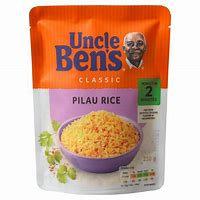Uncle Ben's Express Pilau Rice