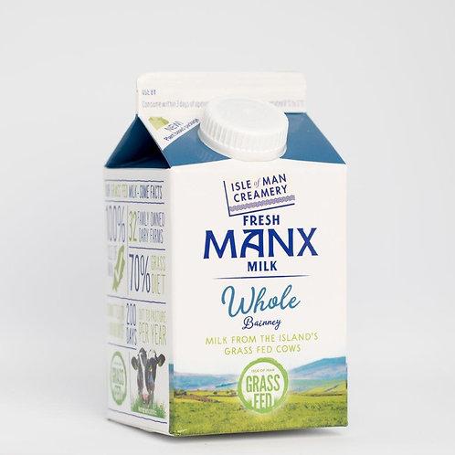 Whole Manx Milk