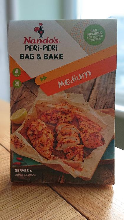 Nando's Bag & Bake Medium